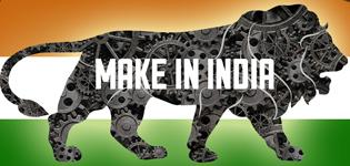 The new plan is part of the Make In India programme